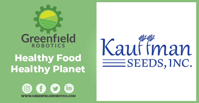 Kauffman Seeds Makes Strategic Investment in Greenfield Robotics.